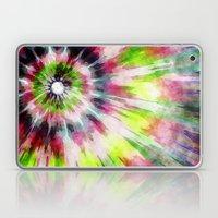 Kiwi Tie Dye Watercolor Laptop & iPad Skin
