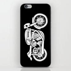 Norton Model 30 - Cafe Racer series #2 iPhone & iPod Skin