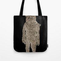 Slow Man Tote Bag