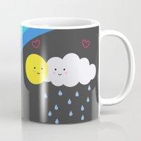 the truth about rainbows Mug