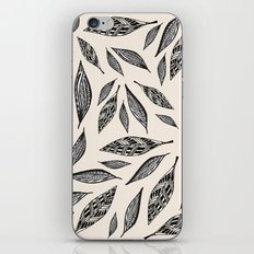 BOHO FEATHERS  iPhone & iPod Skin