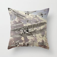airplanes 2 Throw Pillow