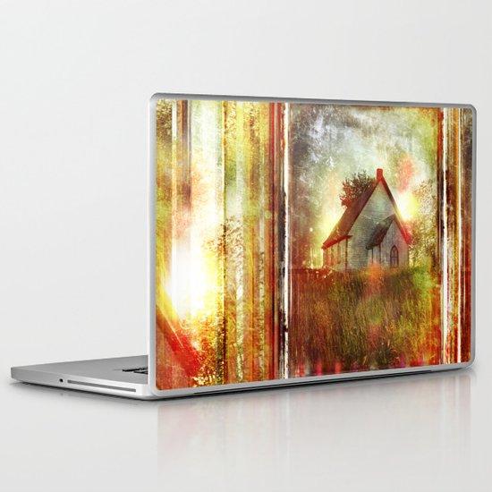 The Glorious Lost Sundays Laptop & iPad Skin