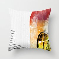 62 Throw Pillow
