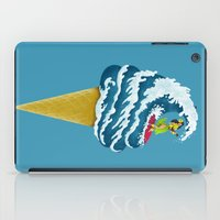 Perfect Wave iPad Case