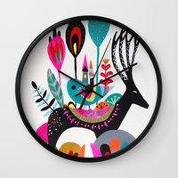 Move house Wall Clock