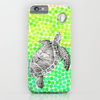 iPhone Cases featuring New Friends 1 by Eric Fan and Garima Dhawan by Eric Fan