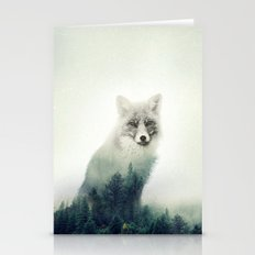 Fox. Into the Wilderness #02 Stationery Cards