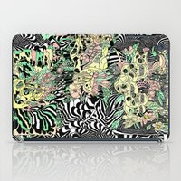 SPRING CYCLE iPad Case