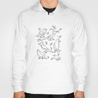 Singing Birds Hoody