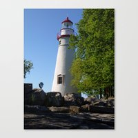 Lighthouse 2 Canvas Print