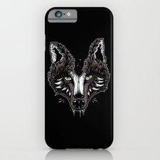 wolf head Slim Case iPhone 6s