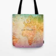 Tote Bag featuring Color Your World by Sandy Broenimann