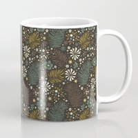 Mystical Forest (Greens) Mug