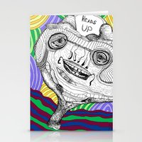 Heads Up Stationery Cards