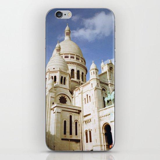 Sacre Coeur, Paris  iPhone & iPod Skin