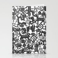 paper zodiac graphite Stationery Cards