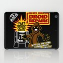 Gr'Ate Jawa Droid Repairs iPad Case