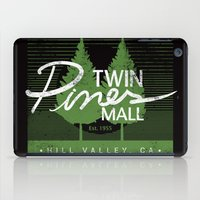 Twin Pines Mall iPad Case