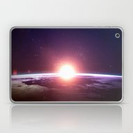 Earth From Space Laptop & iPad Skin
