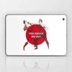You Knock Me Out Laptop & iPad Skin