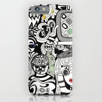 iPhone & iPod Case featuring Beatnik by HFP artist