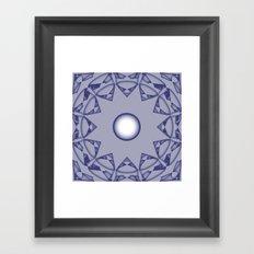 Pattern Print Edition 1 No. 5 Framed Art Print