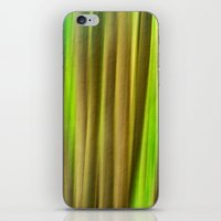 FOREST PEACE ABSTRACT iPhone & iPod Skin