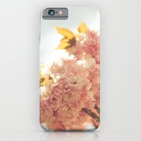 iPhone & iPod Case featuring Cherry Blossom by Ben Higgins