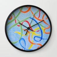 Dancing Joy Wall Clock