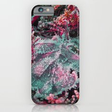 Merry christmas colors iPhone 6 Slim Case