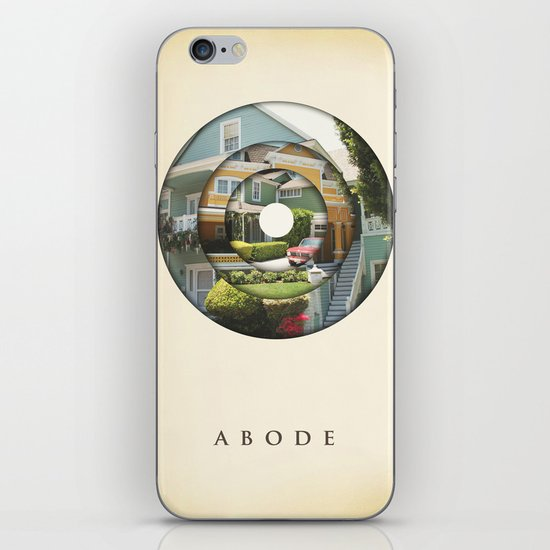 abode iPhone & iPod Skin