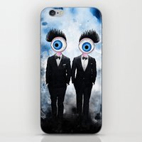 Witness iPhone & iPod Skin