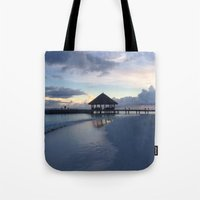 THE PARADISE Tote Bag