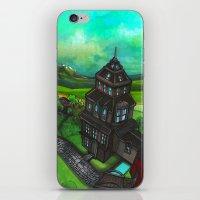 Terra Magica iPhone & iPod Skin