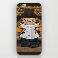 Afonso Larguinho iPhone & iPod Skin