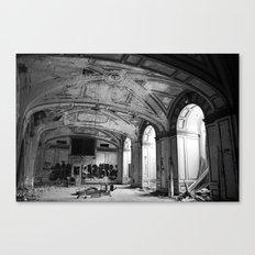 Lee Plaza Canvas Print