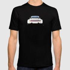 1974 Porsche 911 RSR 3.0 Carrera Mens Fitted Tee Black SMALL