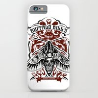 iPhone & iPod Case featuring Buffalo Bill Lotion Poster by Brian Yap