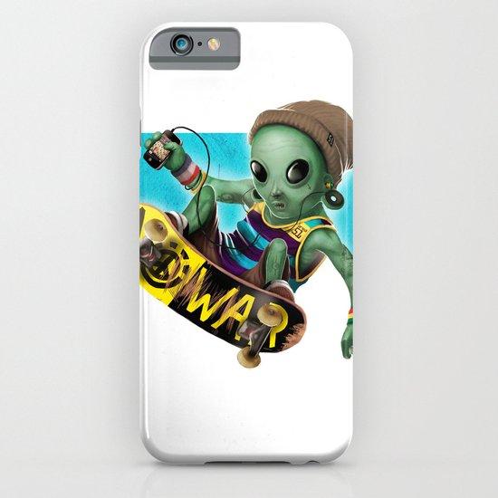 Area 51 Skate Park iPhone & iPod Case