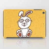 Wannabe Urban Rabbit iPad Case