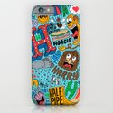 H Pattern iPhone & iPod Case