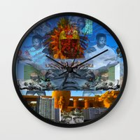 SUNCITY REMIX2 ~ SMS    Wall Clock