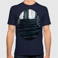 The Basement Bloody Reek… Mens Fitted Tee Navy SMALL