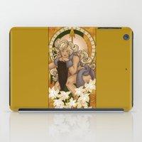 Chronos III Nouveau iPad Case