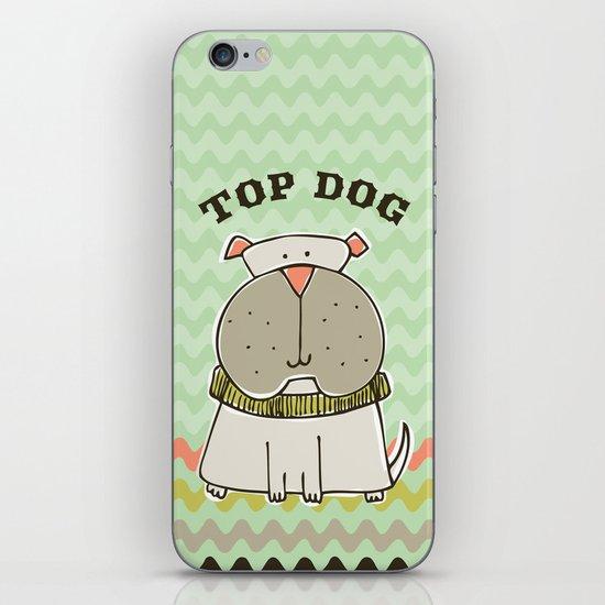 Top Dog iPhone & iPod Skin