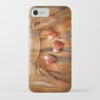 hearts iPhone & iPod Cases featuring Hearts ! by teddynash
