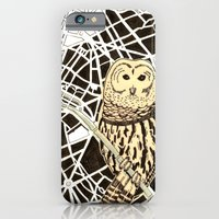 iPhone & iPod Case featuring There Is Never Any End by Jacob Clark