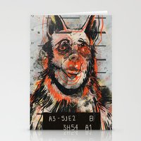 Waldick Dogman Stationery Cards