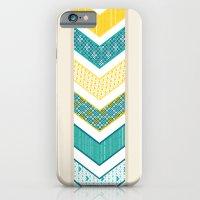 Sunshine Chevron iPhone 6 Slim Case